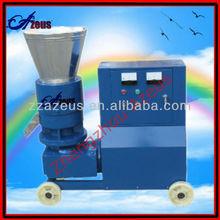 Maison en bois machine culot/biomasse pellet mill/poêle à granulés de bois faisant la machine