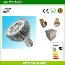 2015 spots led par 30 led 5x1w par 30 led lamp home led lighting Shanghai par 20 led