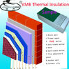 EIFS&VMB thermal insulation