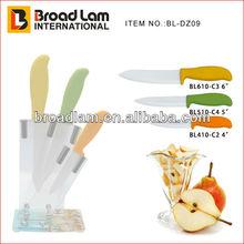 Knife rest of ceramic knife