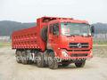 D'approvisionnement d'usine 8*4 chine dongfeng camion à benne basculante, camion benne ton 35 pour la vente