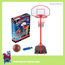 Children Plastic basketball stand fitness toy