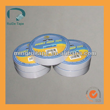 Tissue double sided tape with hot melt adhesive