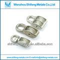 De elevación para la polea de la cuerda; industrial de la polea; cuerda de nylon de la polea