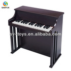 Wooden emulational teaching digital piano educational toy for child