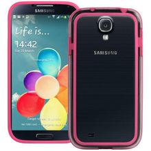 Transparent TPU Bumper Case for Samsung Galaxy S4 S IV SIV S 4 Iv i9500