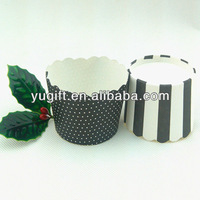 black /white assembly cupcake liners Baking Cups