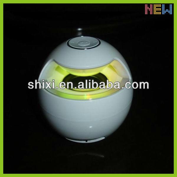Bluetooth Audio Speaker With LED Light