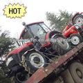 chino mejor calidad tractor 75hp para la venta