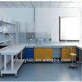 la escuela de aluminio de laboratorio de banco de trabajo