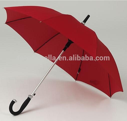 auto aperto antivento pubblicità promozione golf ombrello diritto