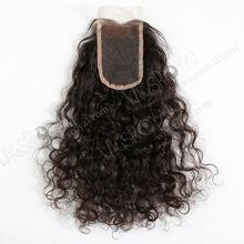 Free Parting Lace Closure,Cheap Brazilian Hair Curly Closure