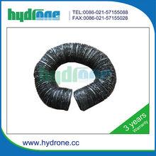 single layer combi PVC flexible duct hose