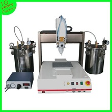 3 axis two components glue dispensing machine 1:1 mix ratio
