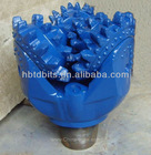 "hughes quality 12 1/4"" steel tooth tricone bit for drilling"