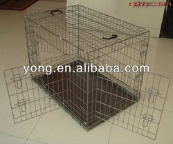 cheap stainless steel dog cage