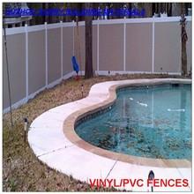 PVC/Vinyl Privacy Fence