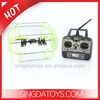 HM1306 Top Selling 2.4G 4 Channel wall climbing rc ufo