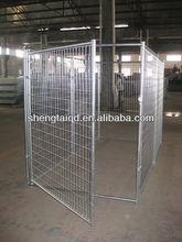DOG KENNEL ENCLOSURE CAGE/RUNS x 4
