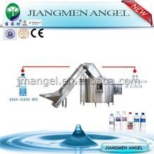 Jiangmen Angel PET plastic blowing machines/water bottle manufacturing process