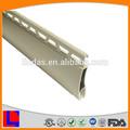 Extruido de aluminio de doble capa shutter lamas
