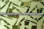 Stainless steel sheet scrap