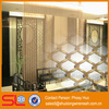 Decorative metal chain link curtain,metal beads curtain,indoor divider mesh curtain