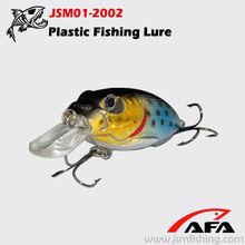 Hard Plastic Fishing Lures/Crank Lure JSM01-2002