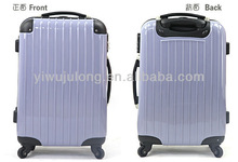 hard pc luggage manufacturer 20 24 28 inch PC001 abs luggage