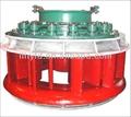 Hélice hidro turbina
