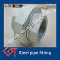 la norma en 10242 galvanizado pipe unión de montaje