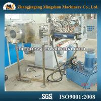 PE film pelletizing line / PE plastic granules making machine
