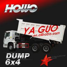 howo 6X4 dump truck much cheaper than used toyota dump truck