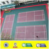 interlocking flexible plastic sport court tiles flooring tiles