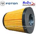 piezas de foton repuesto foton filtro de aceite de calidad original