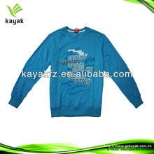 2013 Long sleeve t-shirt oem design high quality casual dress