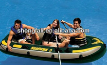 Inflatable water boat/surfing boat/pontoon boat