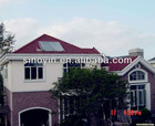 Grid type flat panel solar collector for construction,Measures:(2050*1050*95mm)