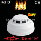Hot selling Wired fire smoke detector alarm accessories manufacturer