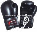 la parte superior de cuero personalizados industrial gigante de la fabricación de guantes de boxeo para la venta