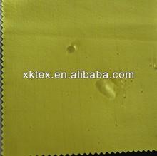 reflective waterproof fabric with pu coating