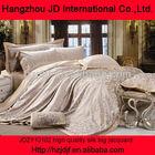 European wedding silk bed cover,bedding cover set