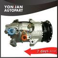Para toyota yaris compresor auto de ca/compresor de aire acondicionado