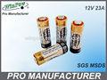 fabricante profesional de 12v 23a célula de la batería