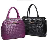 2014 New arrival PU women's handbag lady bag