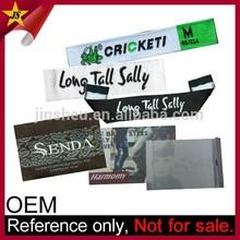 Wholesale Cheap Promotional Custom Woven Label