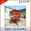 Mobile hydraulic mini lift/Scissor mini lift platform