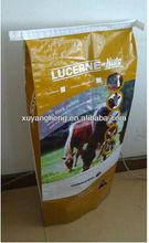 polypropylene woven sacks of corn bags or other dry goods; food woven bag; woven plastic bag