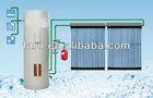 2013 Heat Pipe Solar Water Heater&Latest High Pressure Split Solar Water Heater