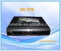Económico chino hd dvb-t stb. Cable de decodificadores de tv/digital tv cable set top box